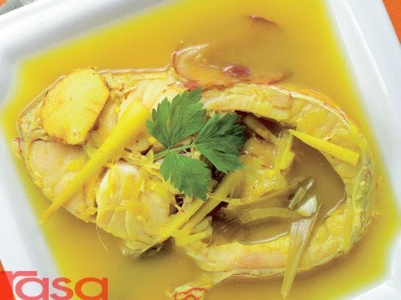 resepi singgang ikan merah
