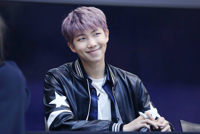 Rap Monster/Kim Nam Joon BTS Bangtan Boys