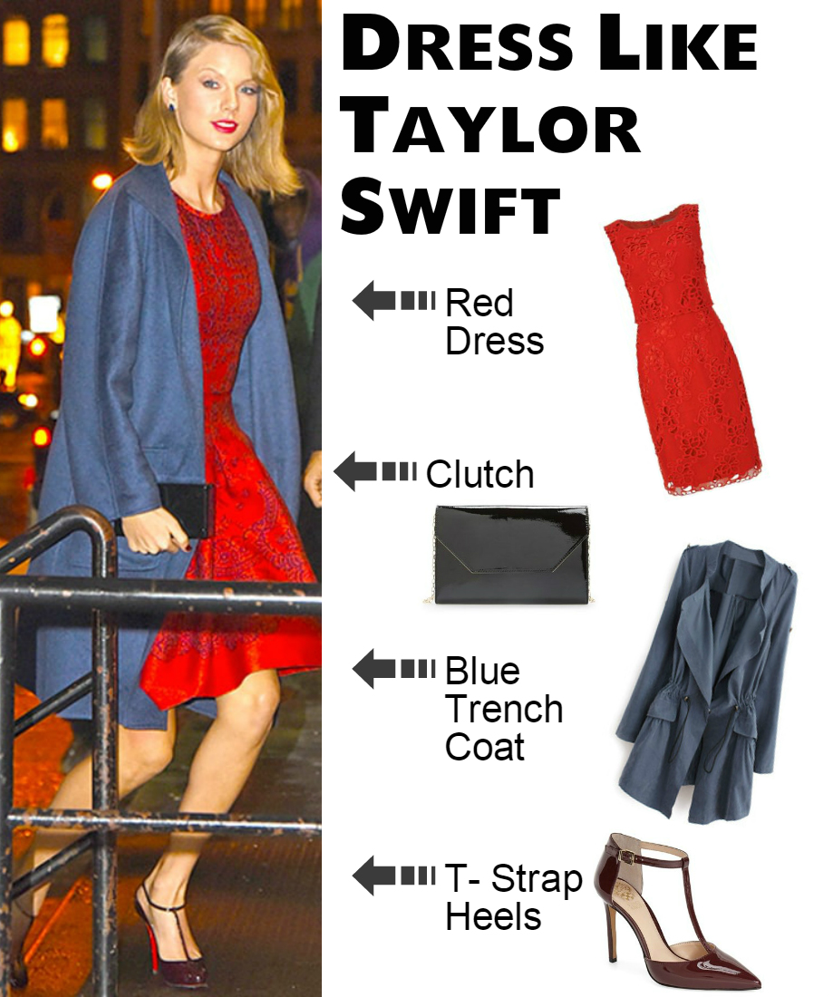 How To Dress Like a Celebrity: Date Nights with Taylor ...