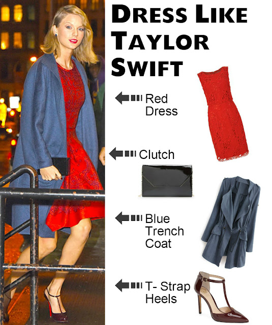 Taylor Swift Formal Dresses