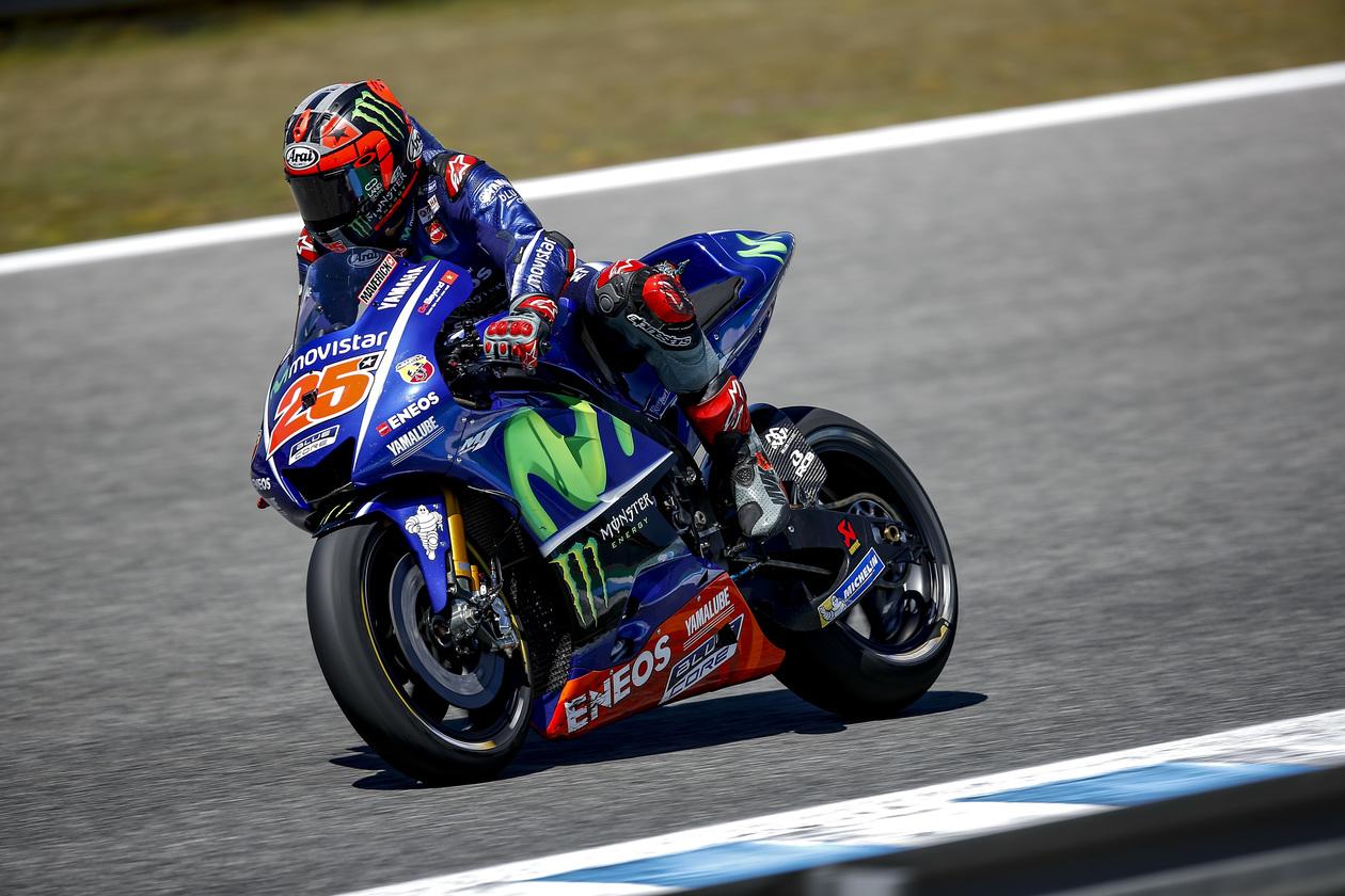 Berita Seputar MotoGP Hasil Tes Usai MotoGP Jerez 8 5 Vinales