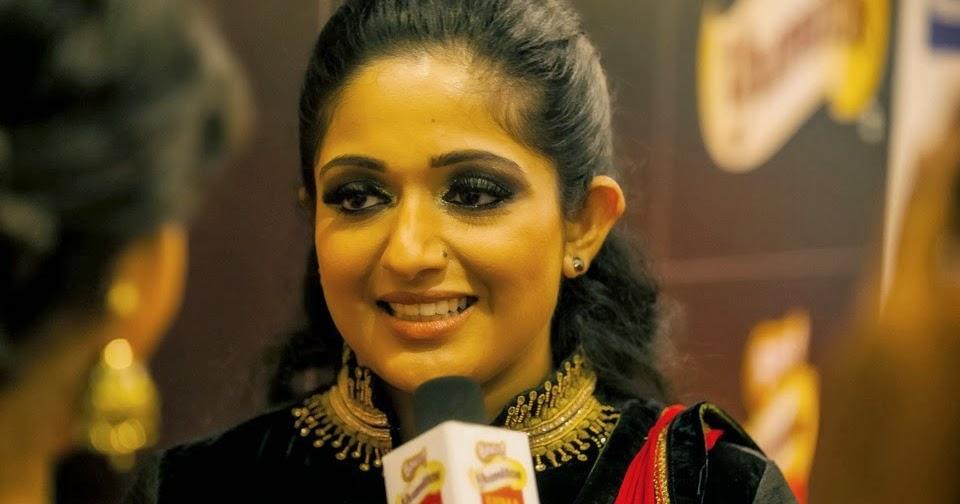 Celebrities Kavya Madhavan New: Actress Kavya Madhavan At SIMA Awards