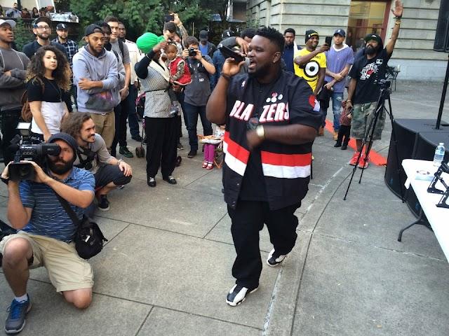 Mayor of Portland, Oregon endorses Hip Hop Day event