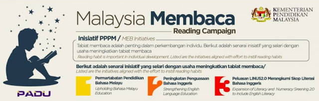 Malaysia Membaca: Reading Campaign