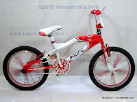 20 Inch Pacific X-Cross Racer Free Style BMX Bike