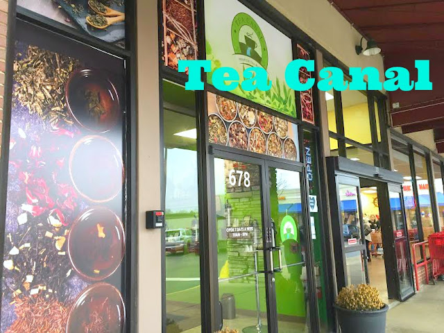 Tea Canal Loose Leaf Tea Shop in Glen Ellyn, IL