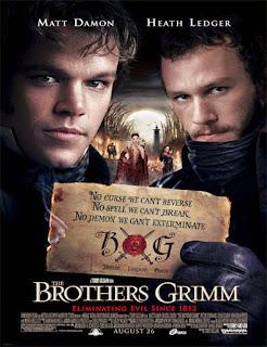 Los hermanos Grimm (2005)| DVDRip Latino HD Mega 1 Link