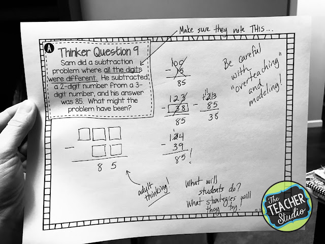 problem solving, differentiation, addition, subtraction, word problems, math enrichment, math workshop, math stations, guided math, third grade, fourth grade, fifth grade, tiered math, tiered problem solving, teaching resources
