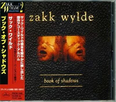 Zakk Wylde Book Of Shadows 1996 1999 Japan Phcw1046