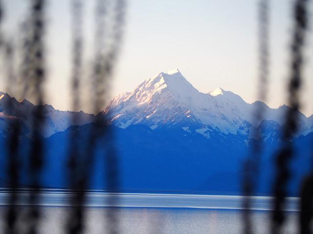 Mount Cook, Neuseeland