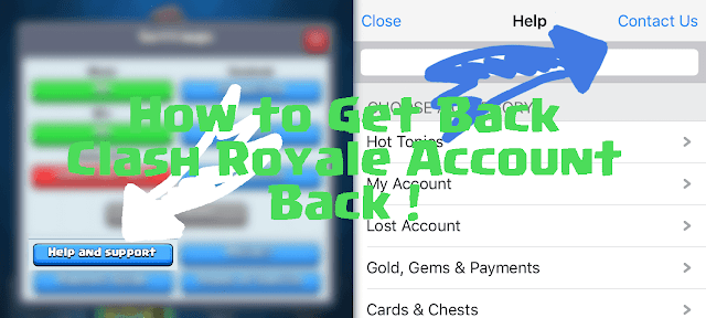 how-to-recover-clash-royale-lost-account