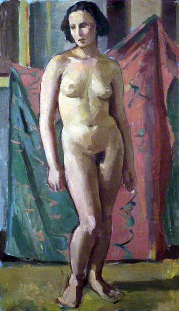 Theodor Kern, Artistic nude, The naked in the art,  Il nude in arte, Fine art