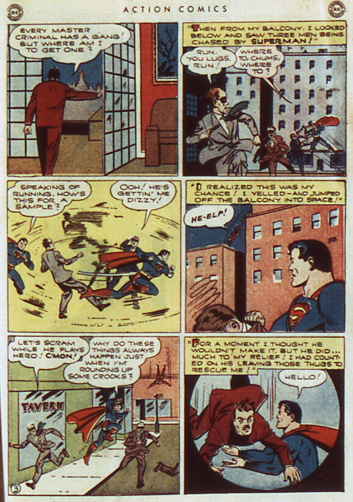 Read online Action Comics (1938) comic -  Issue #96 - 5
