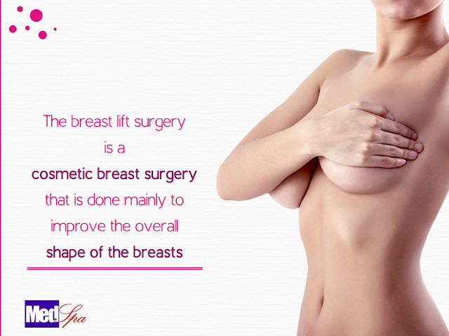 Breast Lift Surgery for Better Proportionate Breast Contours