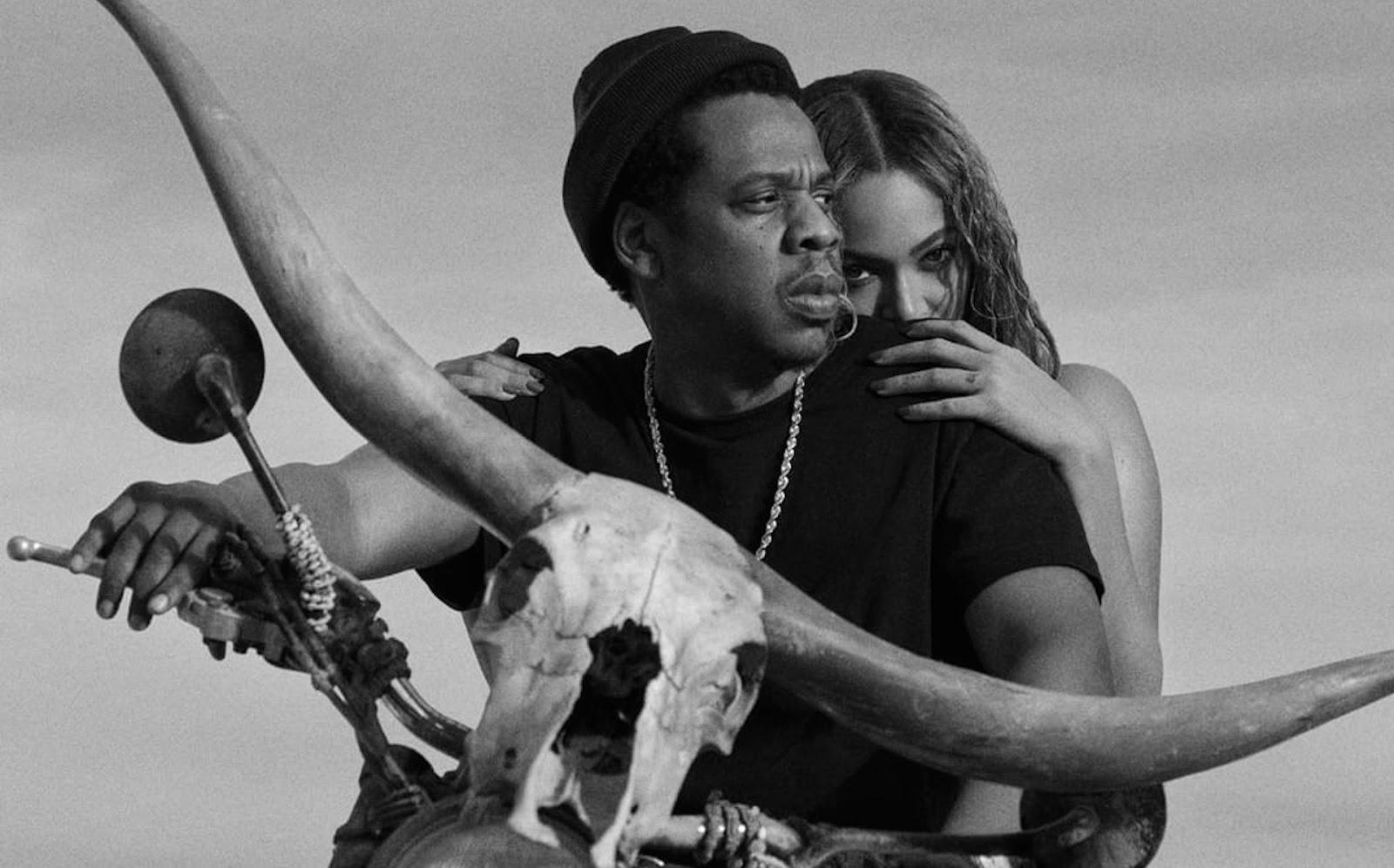 Esses fatos provam que Beyoncé e Jay-Z vão lançar coisa nova no dia 4 de Abril