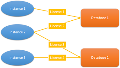 Acumatica License per Instance and Database