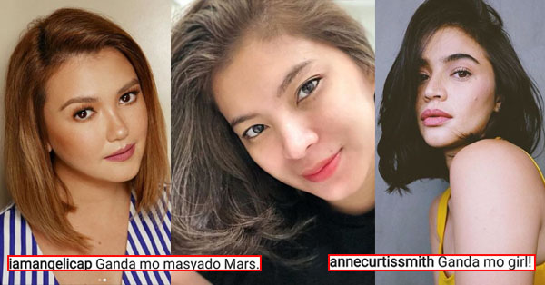 Angel Locsin's Friends Angelica Panganiban And Anne Curtis Praised Her Beauty!