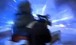 Ρεπόρτερ του Alpha χτυπήθηκε on air από βεγγαλικό στα Εξάρχεια (βίντεο)
