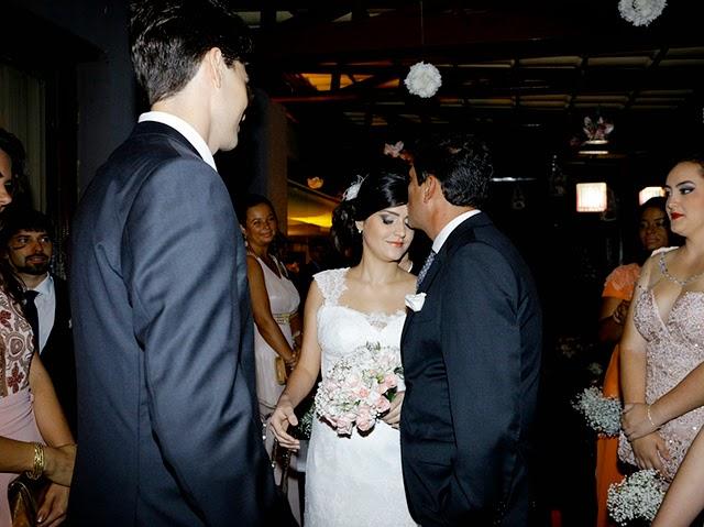 Decoração e Detalhes da Cerimônia - Mini Wedding / Casamento
