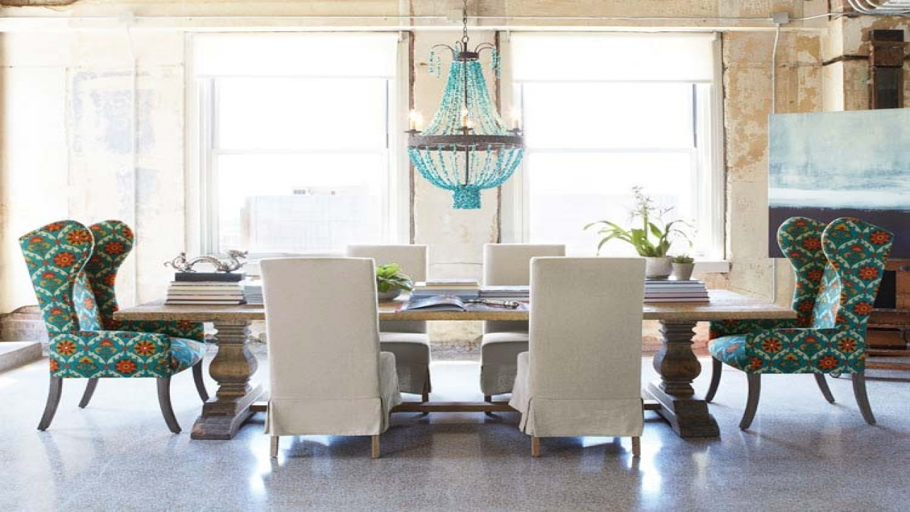 Eye For Design: Decorating With The Wingback Chair......It