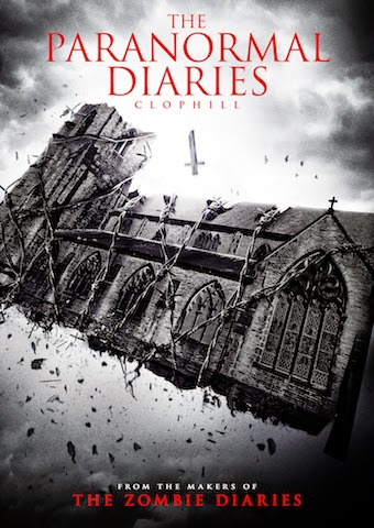 DVD Review - The Paranormal Diaries: Clophill
