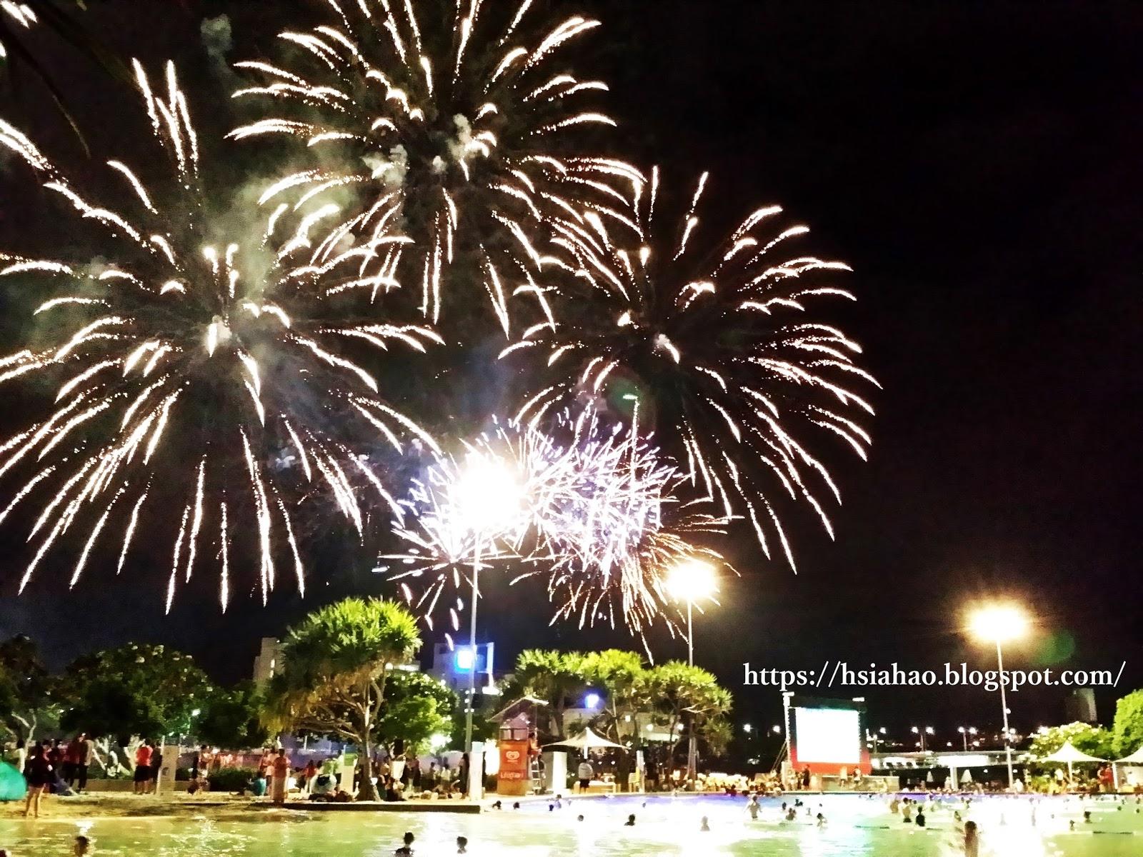 布里斯本-聖誕-跨年-南岸公園-活動-推薦-玩法-好玩-遊記-Brisbane-Christmas-New Year