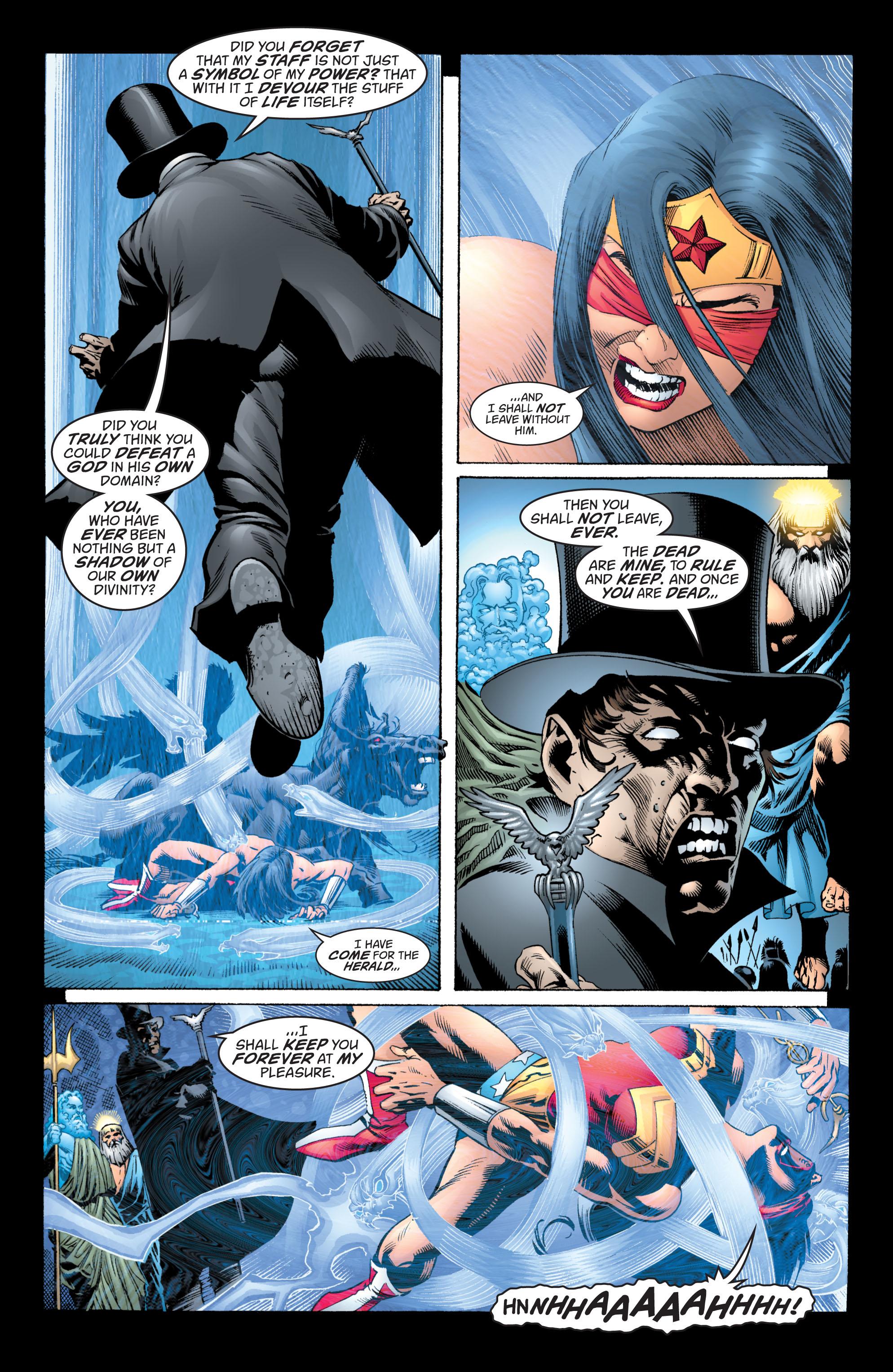 Read online Wonder Woman (1987) comic -  Issue #217 - 8