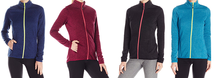 HEAD Zip Front Jacket for only $22 (reg $70)