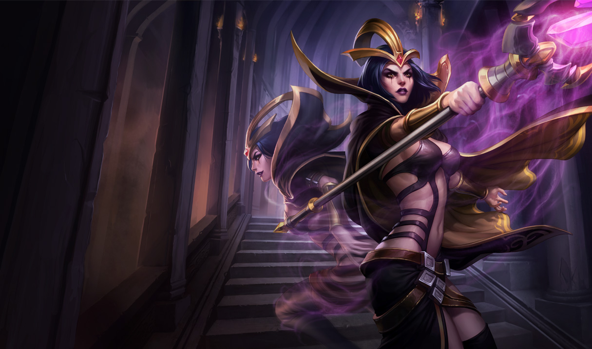 Sejuani Portrait: PBE Update: Nami, Leblanc, And Master