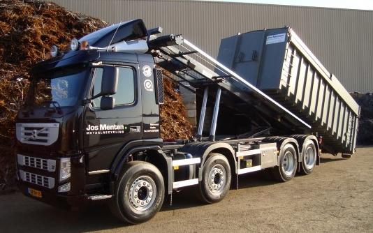 gambar dump truk volvo modifikasi