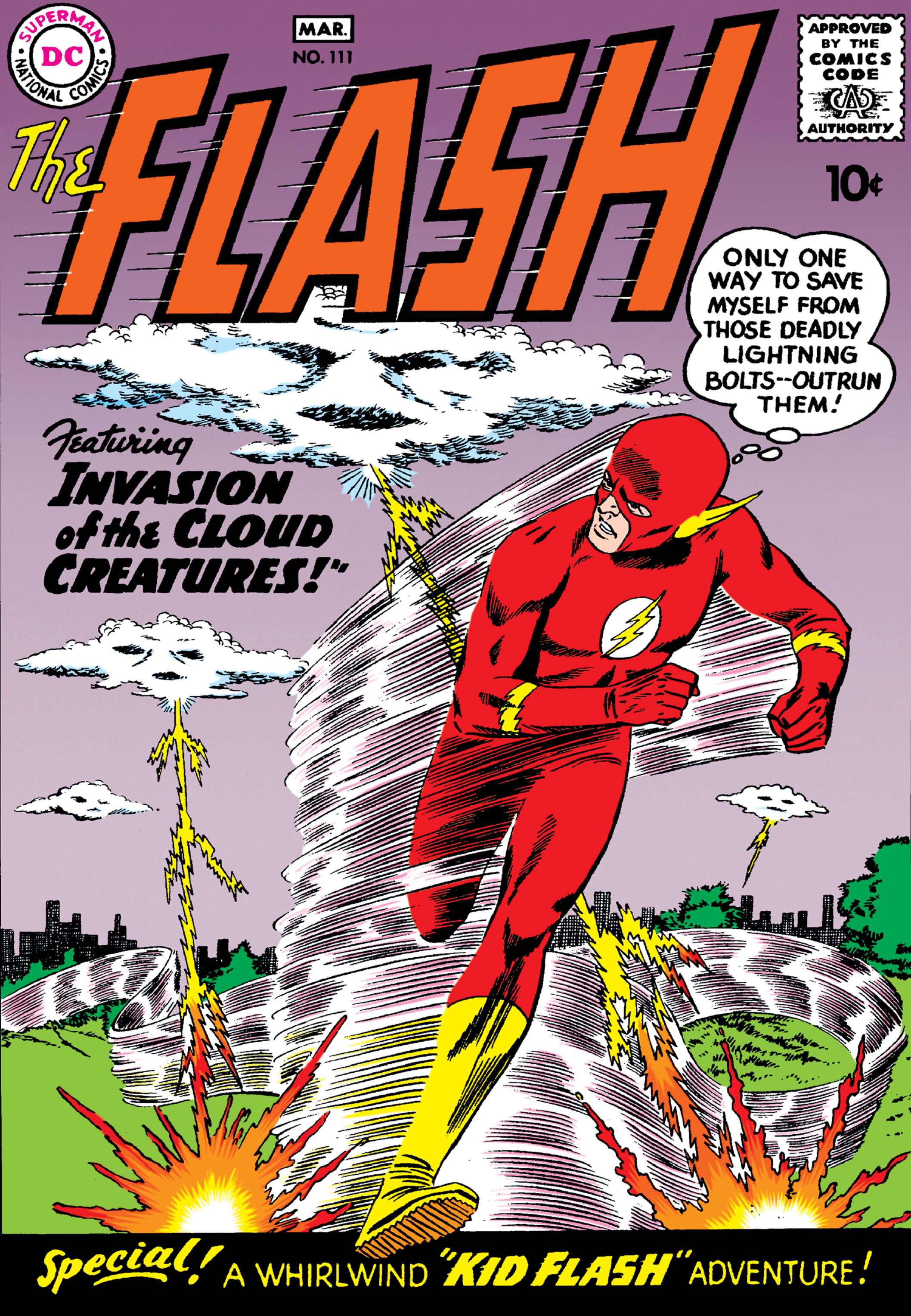 The Flash (1959) 111 Page 1