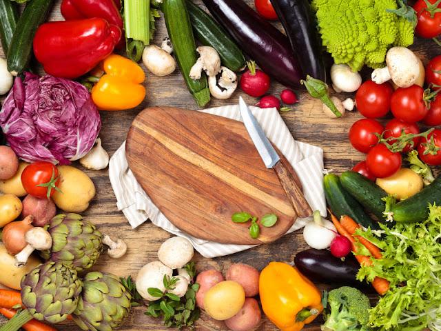 أهم الاطعمة التي تساعد على حرق الدهون: