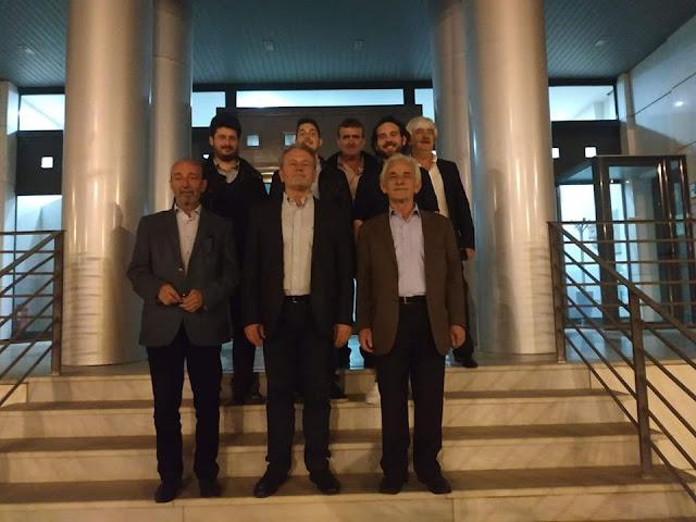 Όλοι οι υποψήφιοι με τον Θωμά Δημητρίου για τον Δήμο Ηγουμενίτσας