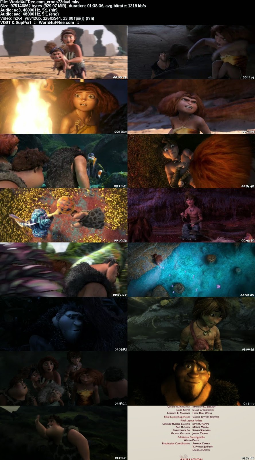 It is a picture of Influential The Croods Free