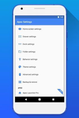 أفضل تطبيقات اللانشر لأجهزة الأندرويد في 2018 Launchers