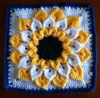 square de flor