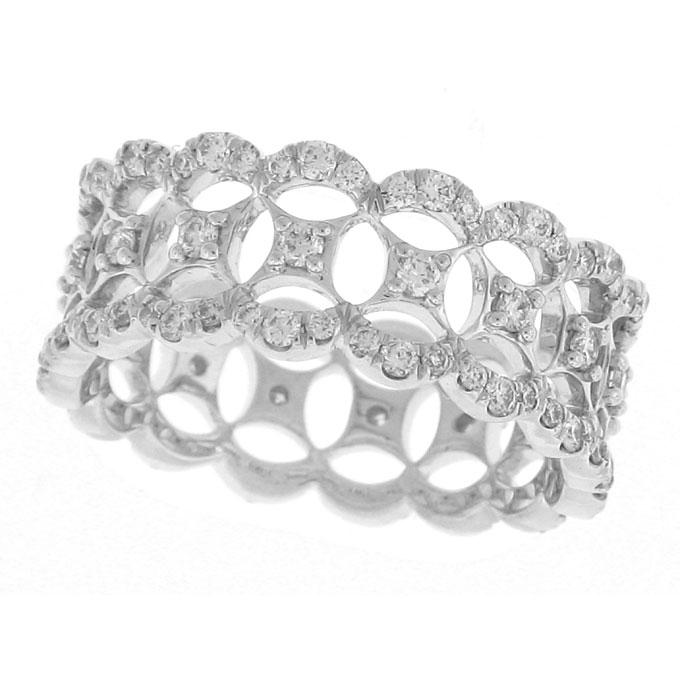 White Gold Wedding Rings For Women