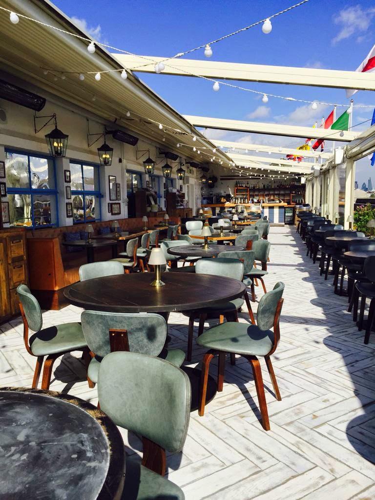 London Pop Ups The Vintage Salt Summer 2015 Restaurant