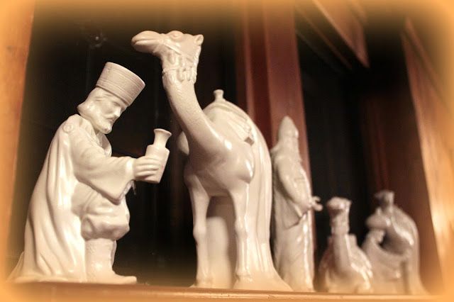 Porcelain Magi, St. Mark The Evangelist, Ottawa