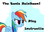 MLP The Sonic Rainboom! juego