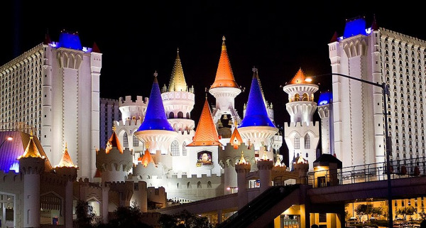 Cheap Hotels In Las Vegas Excalibur Hotel And Casino