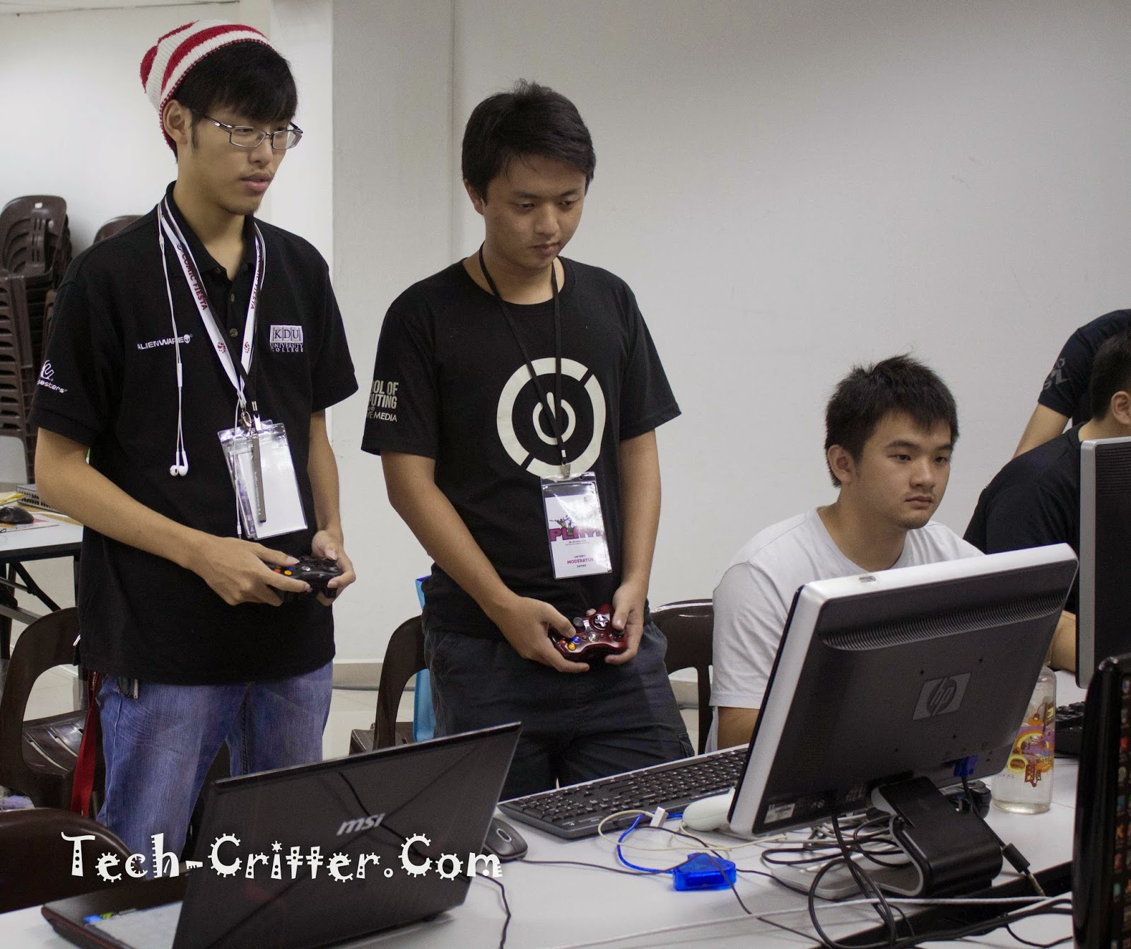 Coverage of PLAY! Convention @ KDU College 201