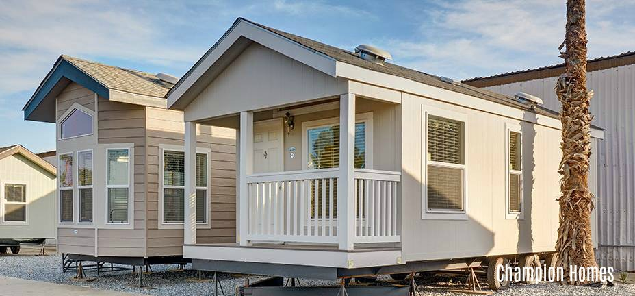 Champion Homes Park Model House 399 Sq Ft Tiny House Town