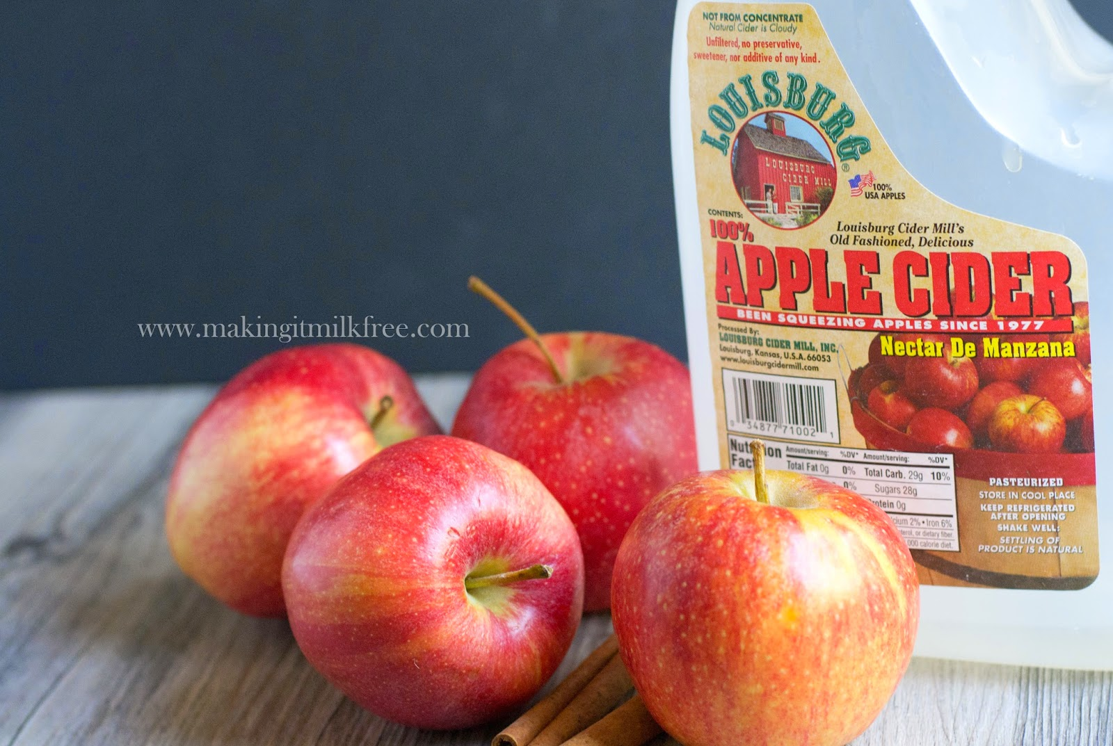#dairyfree #glutenfree #fallrecipes #apples