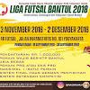 Kompetisi Futsal Bantul 2018