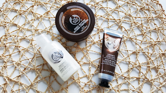 Yves Rocher Ve The Body Shop Alışverişim