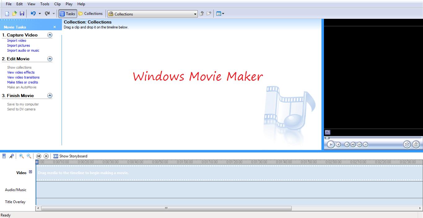cara movie maker