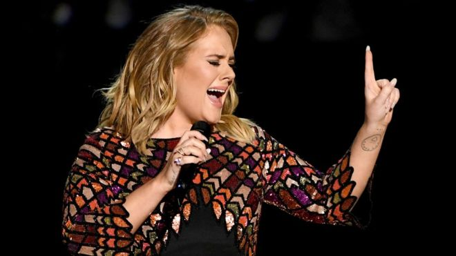 Adele earned £40m last year, says Sunday Times Rich List
