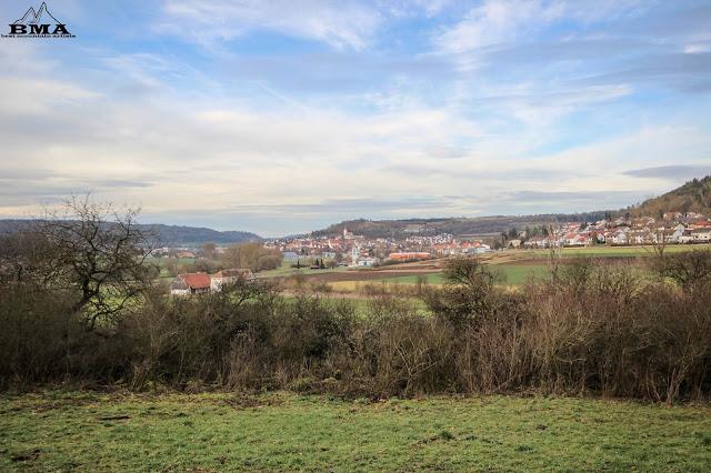 wandern in Mittelfranken - Reiseblog Wanderung