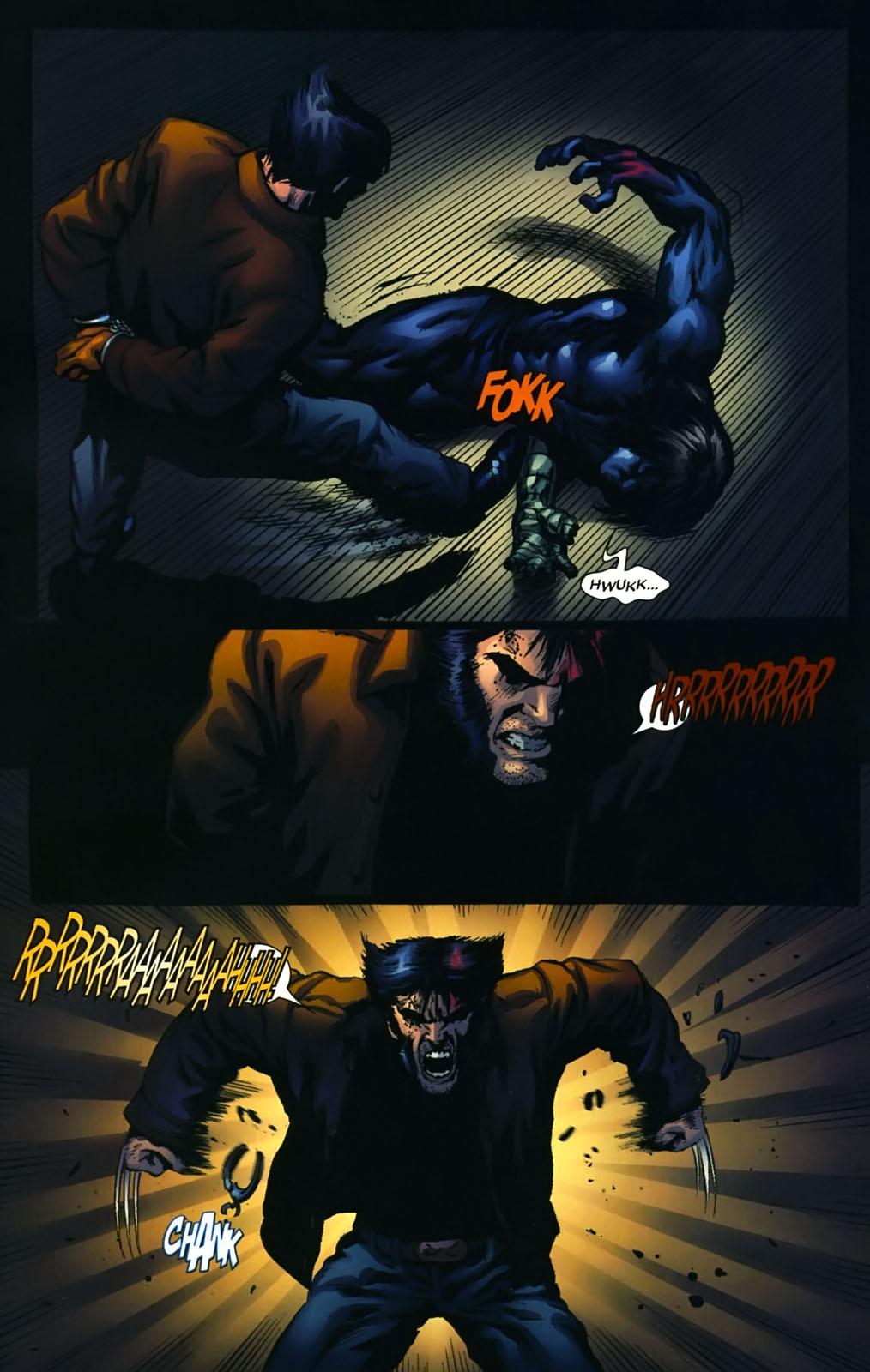 Read online Wolverine (2003) comic -  Issue #39 - 19